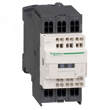 Контактор  TeSys LC1D 3P 12А 440/110В AC 5.5кВт |  код.  LC1D123F7 |  Schneider Electric