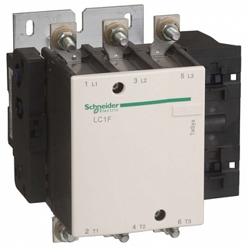 Контактор  Tesys LC1F 3P 185А 400/24В AC 90кВт |  код.  LC1F185B5 |  Schneider Electric