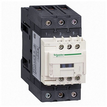 Контактор  TeSys LC1D EVERLINK 3P 40А 400/220В AC 18.5кВт |  код.  LC1D40AM7TQ |  Schneider Electric