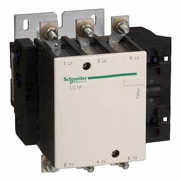 Контактор  Tesys LC1F 3P 330А 400/380В AC 160кВт |  код.  LC1F330Q7 |  Schneider Electric