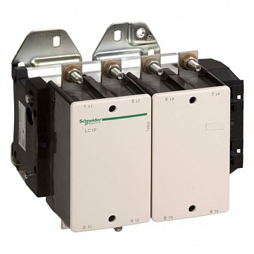 Контактор  Tesys LC1F 4P 500А 400/380В AC |  код.  LC1F4004Q7 |  Schneider Electric