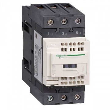 Контактор  TeSys LC1D EVERLINK 3P 60А 440/120В AC 18.5кВт |  код.  LC1D40A3G7 |  Schneider Electric