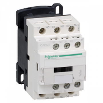 Контактор  TeSys CAD 10А 690/220В DC |  код.  CAD50MD |  Schneider Electric