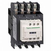 Контактор  TeSys LC1D EVERLINK 4P 80А 440/24В DC 30кВт |  код.  LC1DT80ABD |  Schneider Electric