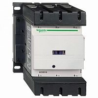 Контактор  TeSys LC1D 3P 115А 400/220В DC 55кВт |  код.  LC1D115MD |  Schneider Electric